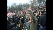 Цска - Локомотив Пловдив * 27.02.2010 * Сектора при третия гол