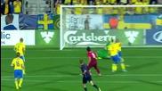 ВИДЕО: Португалия - Швеция 1:1