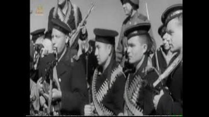 Втората световна война,източен фронт Войната срещу Япония