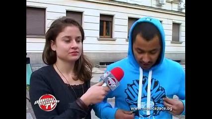 Хип-хоп и дъбстеп артистът Venzy снима дебютно видео