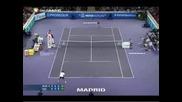 Atp Ms Madrid : Федерер - Мъри