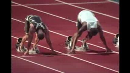 Световен рекорд по Лека атлетика за Мъже на 100м