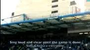 stamford bridge sings chelsea fc s anthem