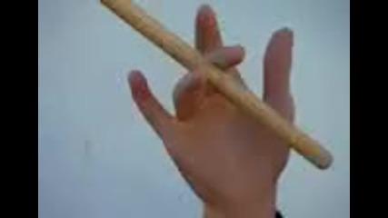 Как се варти палка за барабани