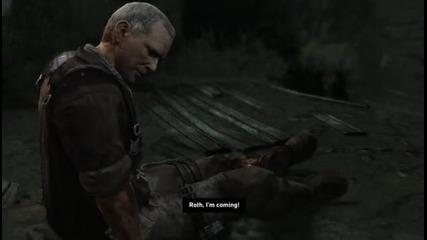 Tomb Raider (рот е ранен!) №9