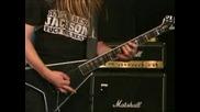 Alexi Laiho On Guitar