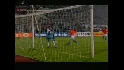 България - Холандия 1:0