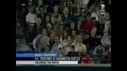 Atp Ms Toronto 2008 : Федерер се сърди на публиката