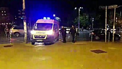 """Човек скочи на релсите на метростанция """"Васил Левски"""""""