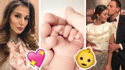 Алекс и Дани Петканови станаха родители! Роди им се момче!