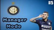 Важни срещи + Да поема ли Румъния?! Inter | Manager Mode | Fifa 14 (s1e5)