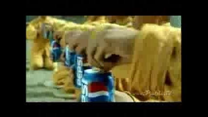 Много яка реклама на Пепси :d