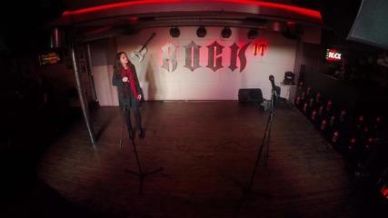 20.01.2015 - Nadia Kehaiova - Guns'n Roses - Sweet Child O' Mine