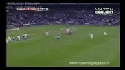 Real Madrid vs Sporting Gijon 3 - 1 Highlights and Goals [20 03 2010]