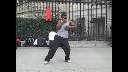 Страхотен уличен танцьор