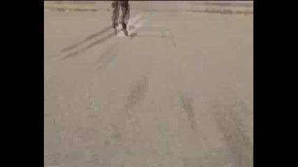 Jet F - 16 и Воиник На Косъм от Смартта