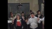 Трио Персенк сватба в стария град