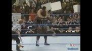 Mark Henry vs. Taka Michinoku - Wwf Heat 05.12.1999