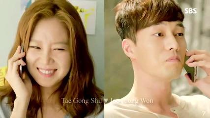Бг превод ~ Joo Joong Won & Tae Gong Shil - Master's Sun Ost ~ Touch Love