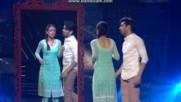 Sanaya и Mohit в танцовото състезание Nach Baliye 8