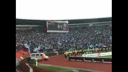 Гробари(партизан - Звезда 24.02.2007)