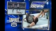Кевин Оуенс срещу Калисто - Wwe Smackdown - 04.02.16