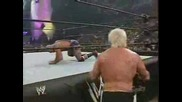 Raw 2005 - Ric Flair Vs. Kurt Angle