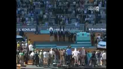 Federer Vs. Nadal (6:4 6:4) Madrid