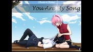 Sasusaku Fic - You Are My Song Part 6