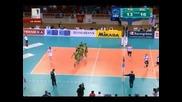 8.09.2009 България - Финландия 3 - 0 Еп по Волейбол