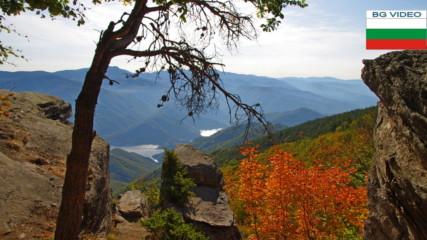 Бекови скали - виж Родопа планина под краката си