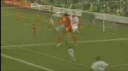 Млад швед повтори феноменалния гол на Ван Бастен