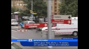 6 души бяха убити и 14 ранени от нападател в Братислава, който се самоубива