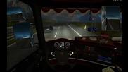 Euro Truck Simulator 2 Athina - Tirana.