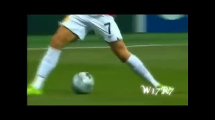 Cristiano Ronaldo - Touch The Future 2009 *hq*