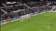 Нюкасъл Юнайтед - Ливърпул 2:0