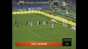 """""""Ювентус"""" е на крачка от титлата в Италия след 2:0 над """"Лацио"""" в Рим"""