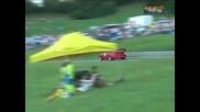 Fiat 500 Prototipo Honda Cbr R5 Maxi - Chronoscalata Bergrennen Hillclimb Course de Cote