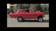 Chevrolet Nova Burnout