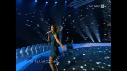 Karolina Gocheva - Mojot Svet, Eurovision