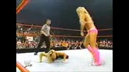 Trish Vs Torrie Willson