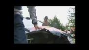 Катастрофата на Кими Райконен - Wrc България 2010