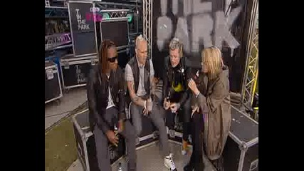 The Prodigy T In The Park Interview