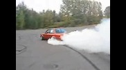 Bmw E30 Burnout