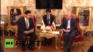 Iran: Oil Minister Zangeneh holds talks with Japanese economic delegation