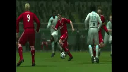 Pro Evolution Soccer 2009 Official Champions League Trailer