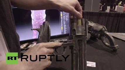 Направи си собствено принтирано 3D оръжие
