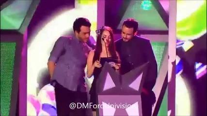 Mtv Millenial Awards- Дук печели в категорията супер фенове на годината