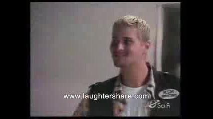 Страшем Номер С Човекоплъх - Голям Смях