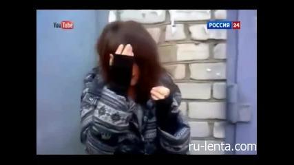 Избиение девушки во Владивостоке